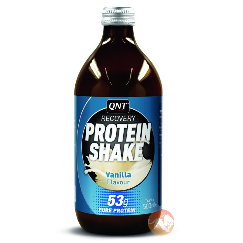 Recovery Protein Shake 500ml Strawberry