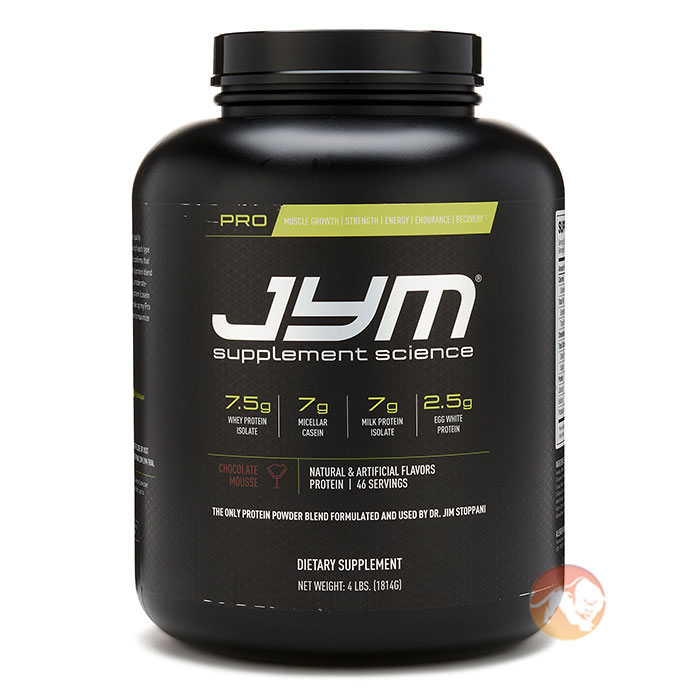 Image of JYM Supplement Science Pro JYM 1814g Tahitian Vanilla Bean