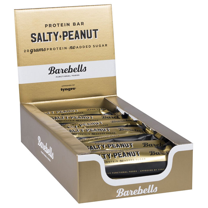 Image of Barebells Barebells Protein Bar 12 Bars Mint Dark Chocolate