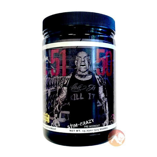 Image of 5% Rich Piana 5150 International 30 Servings Pomegranate