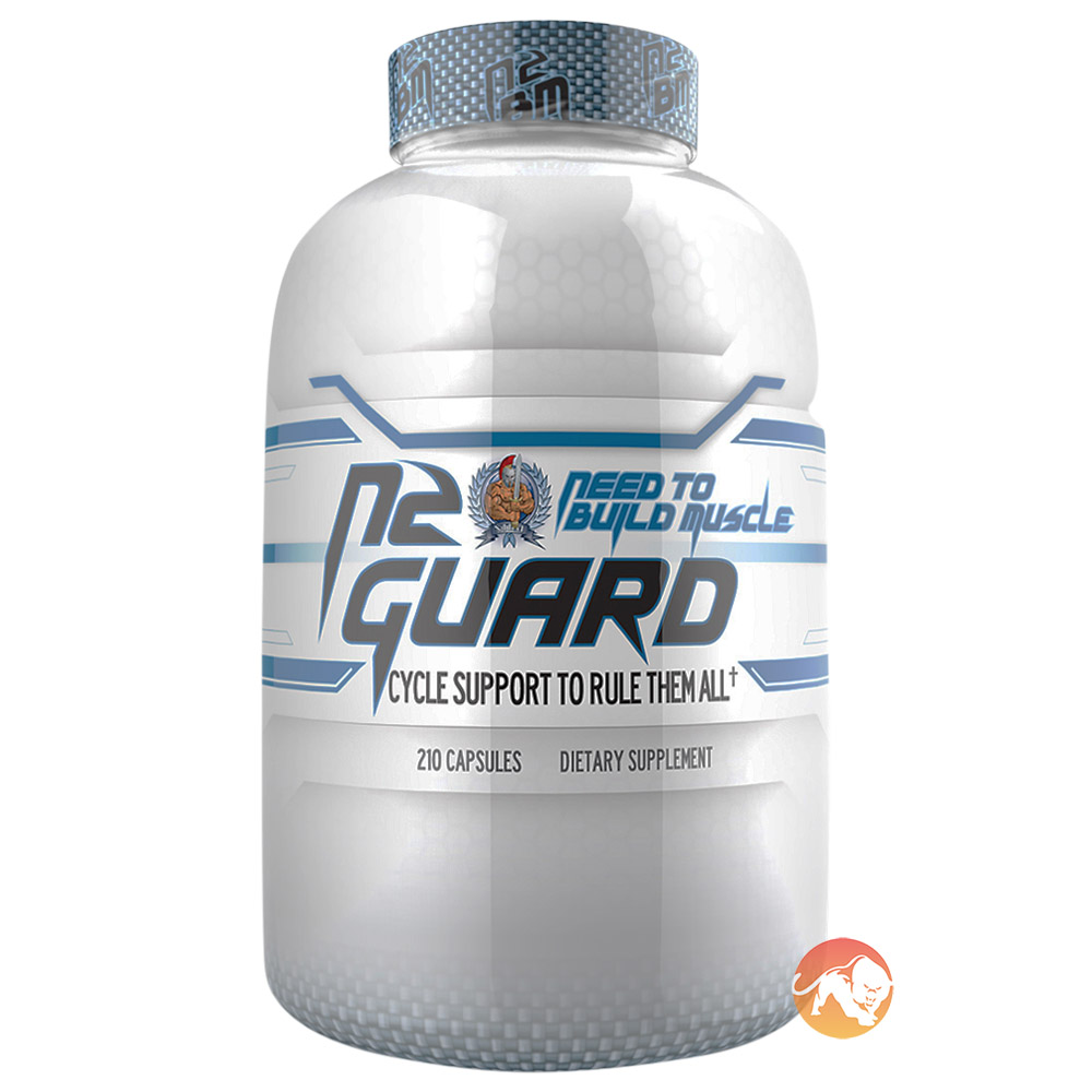 Image of Need to build muscle N2 GUARD 210 Caps