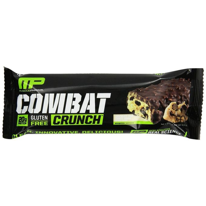 Combat Crunch 1 Bar Chocolate coconut