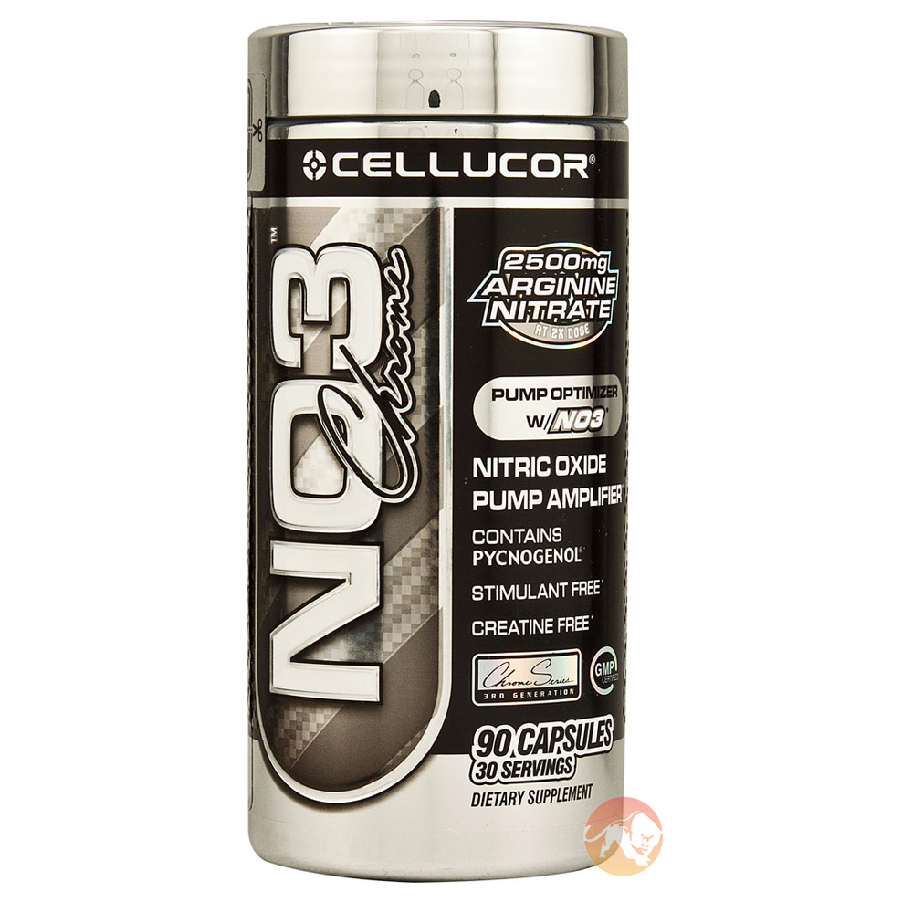 Image of Cellucor NO3 Chrome 30 Servings Unflavored