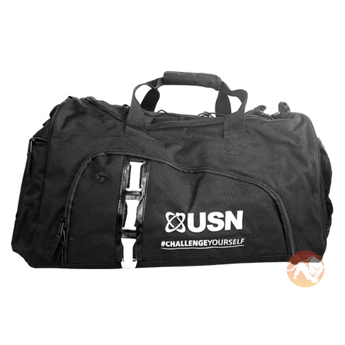 USN Gym Bag Black