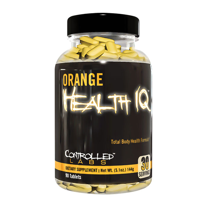 Orange Health IQ 30 Tabs