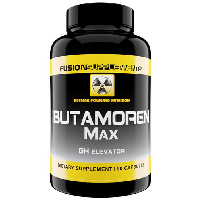 Image of Fusion supplements Ibutamoren Max 90 Capsules