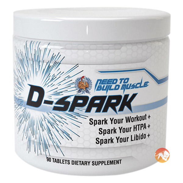 Image of Need to build muscle D-Spark 90 Tabs