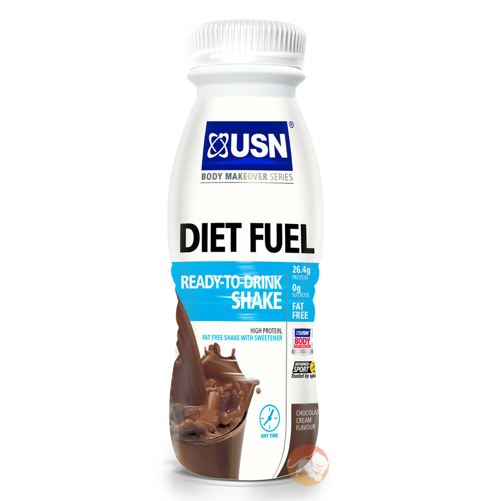 Diet Fuel RTD-STRW-1 RTD