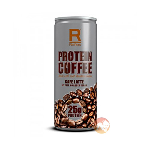 Protein Coffee 250ml 24 Cans