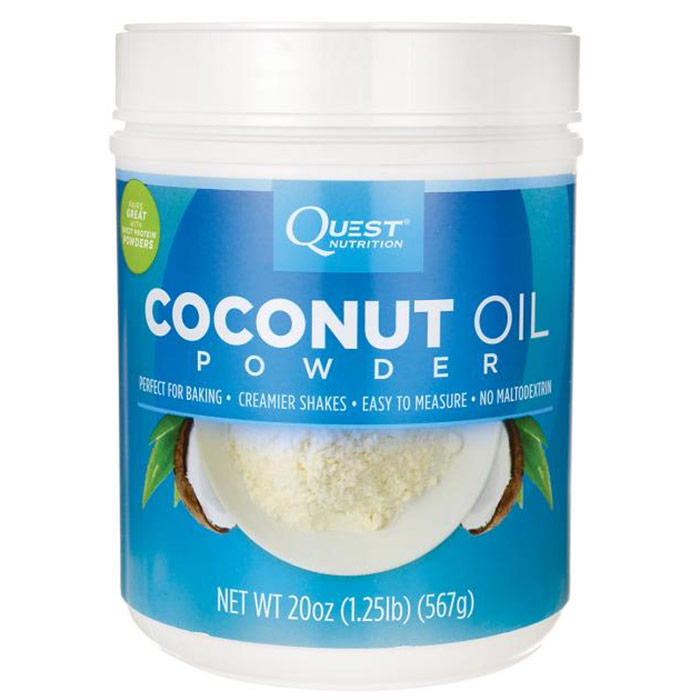 Image of Quest Nutrition Coconut Oil Powder 56 Servings