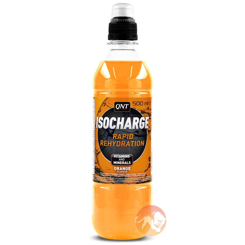 Image of QNT Isocharge 500ml Lemon