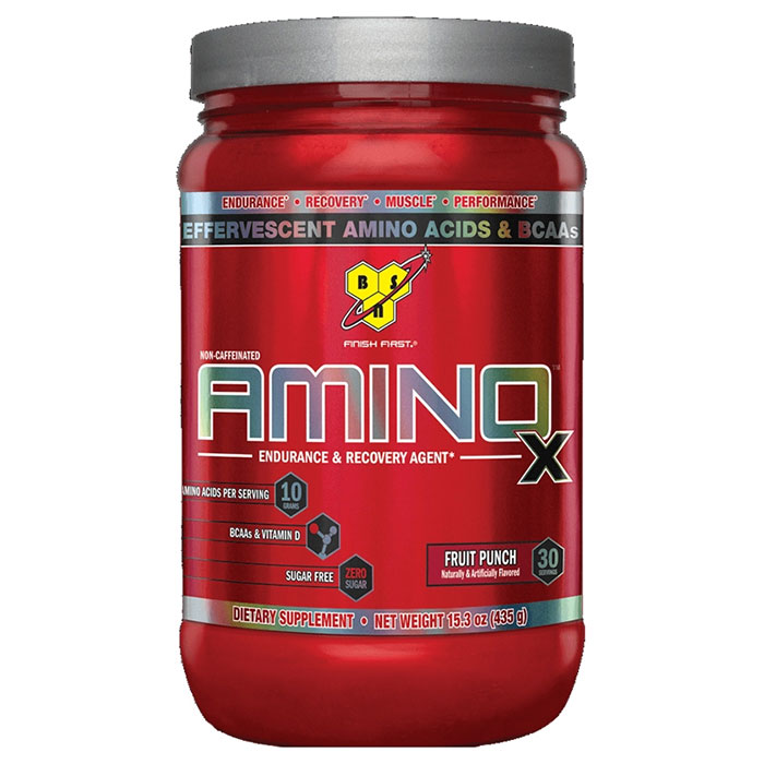 Amino X 30 Servings - Fruit Punch