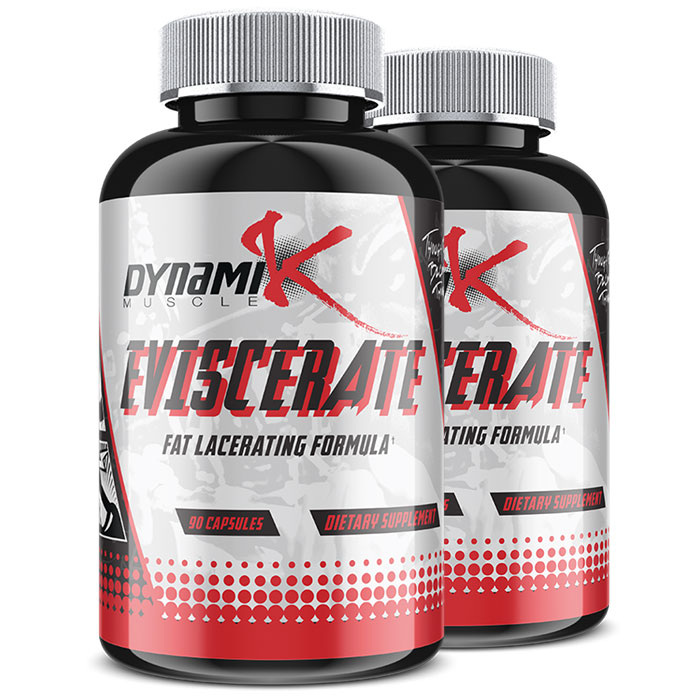 Image of Dynamik Muscle Eviscerate 90 Capsules