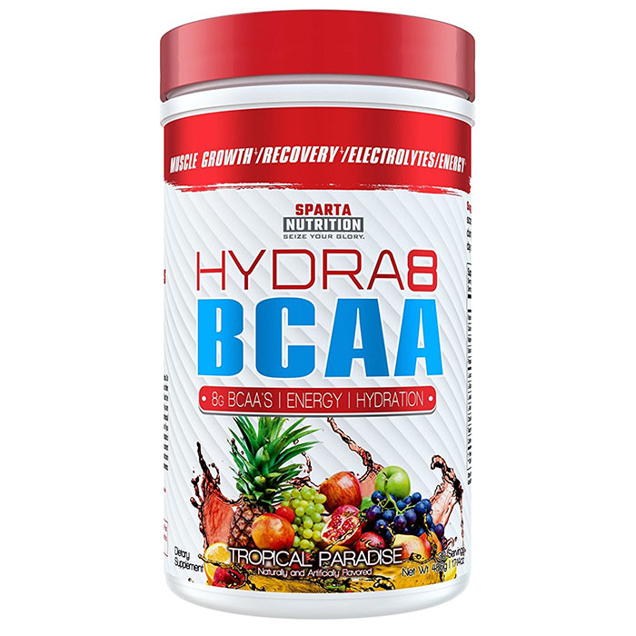 Image of Sparta Nutrition Hydra 8 30 Servings Tropical Paradise