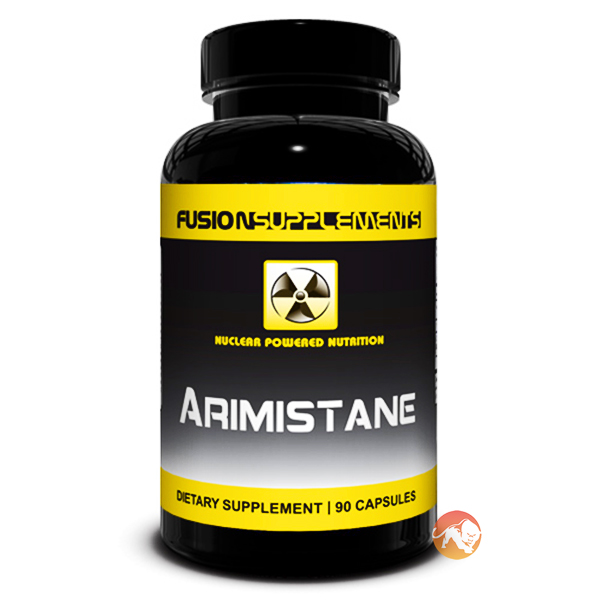 Image of Fusion supplements Arimistane 90 Caps