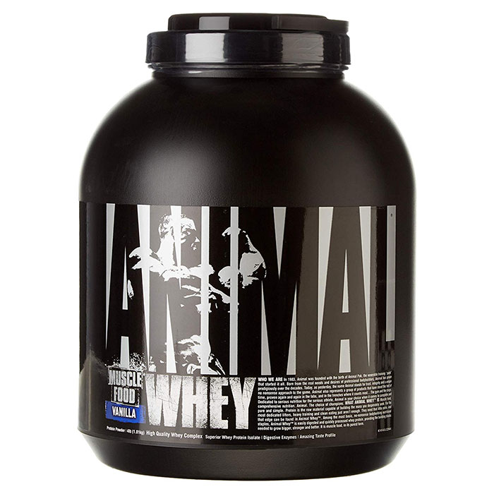 Image of Universal Nutrition Animal Whey 1.8kg Chocolate Chip