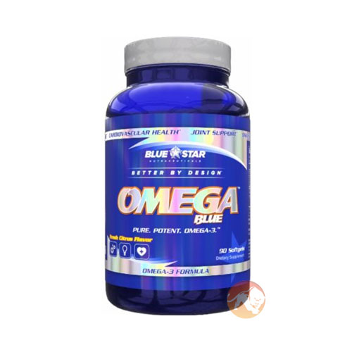 Omega Blue 90 Softgels