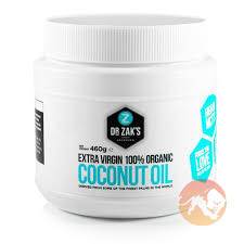 Image of Dr Zaks Coconut Oil 460g