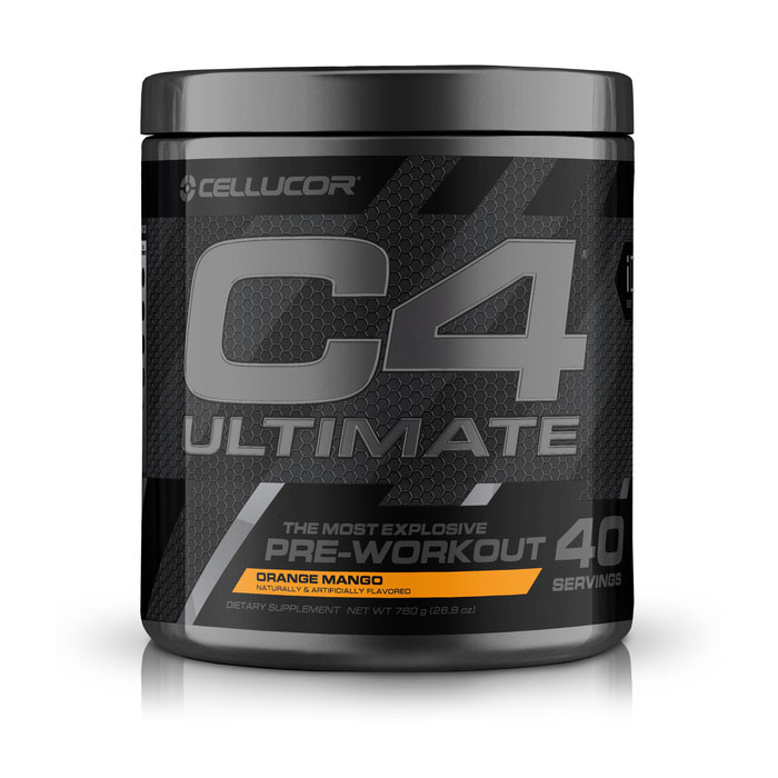 Image of Cellucor C4 Ultimate 20 Servings Sour Batch Bros