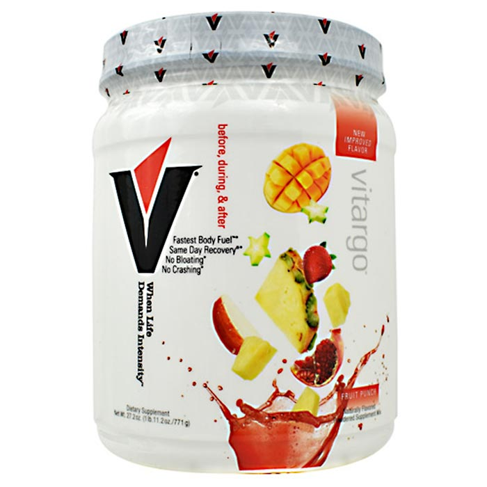 Image of Vitargo Vitargo 20 Servings Fruit Punch