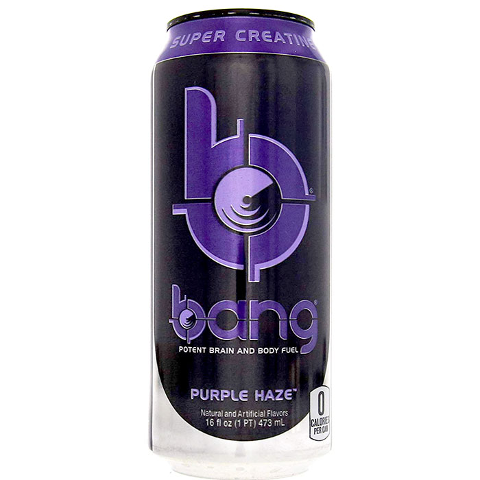 Bang RTD 1 x 473ml Purple Haze