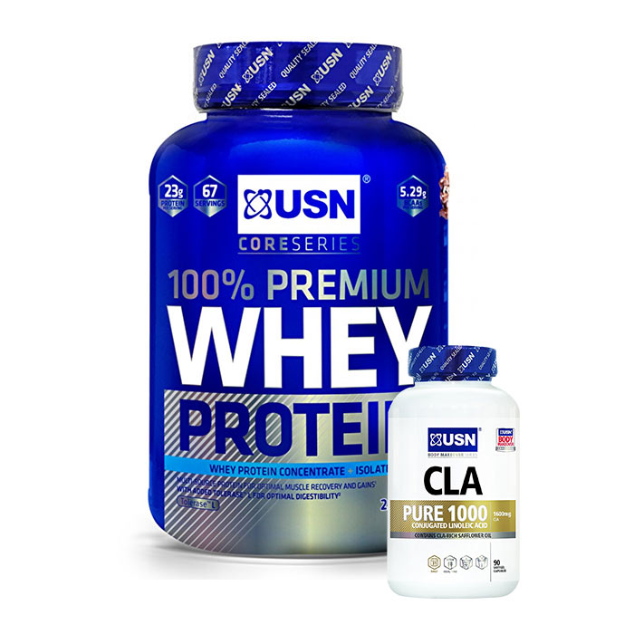 Whey Protein Premium 2.2kg Cookies and Cream