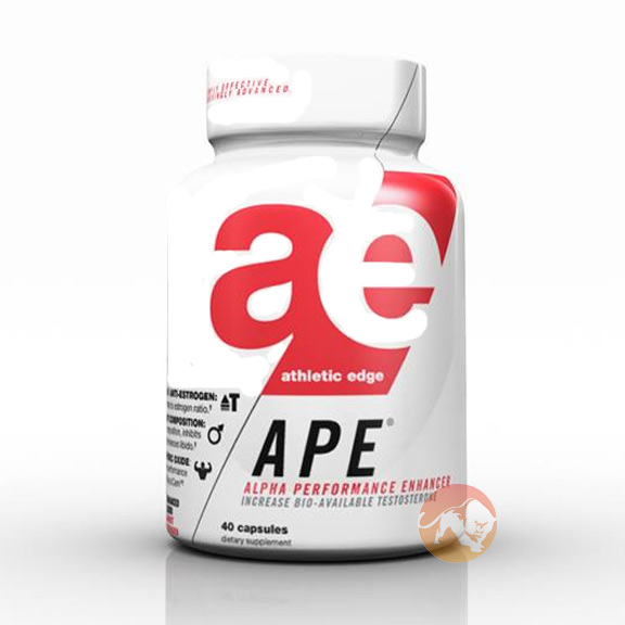 Image of Athletic Edge Nutrition Ape Powder 20 Servings - Pineapple