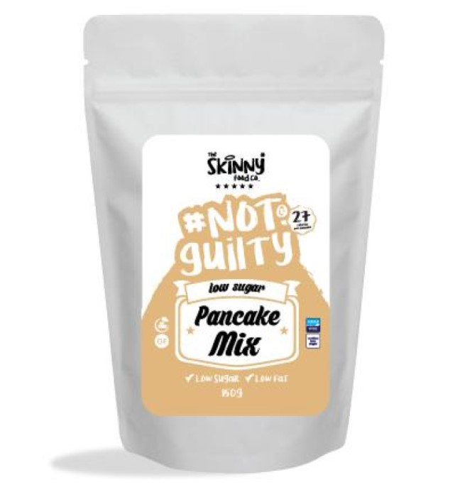 Image of The Skinny Food Co Low Sugar Pancake Mix 150g