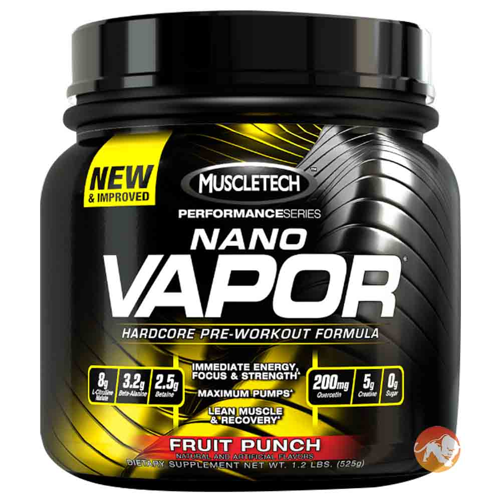 Nano Vapor 477g 40 Servings Blue Raspberry