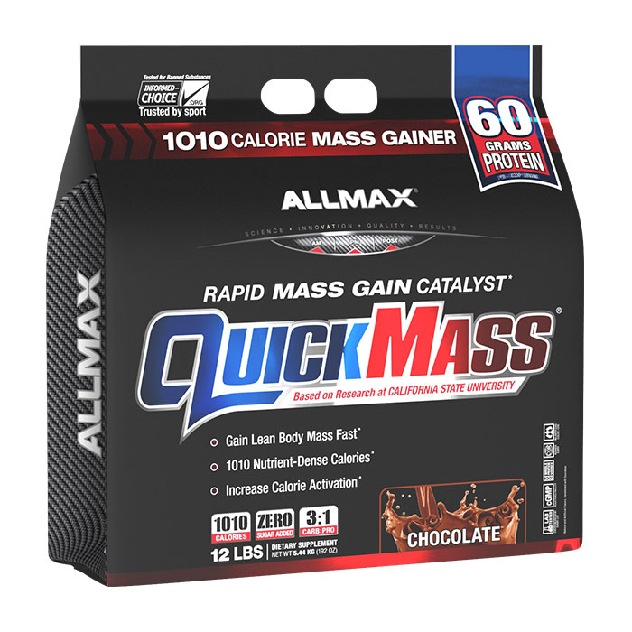 Quickmass 5.44kg Cookies and Cream