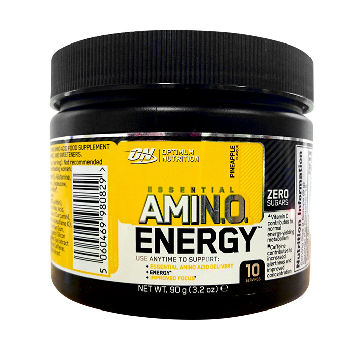 Image of Optimum Nutrition Amino Energy 10 Servings Fruit Fusion
