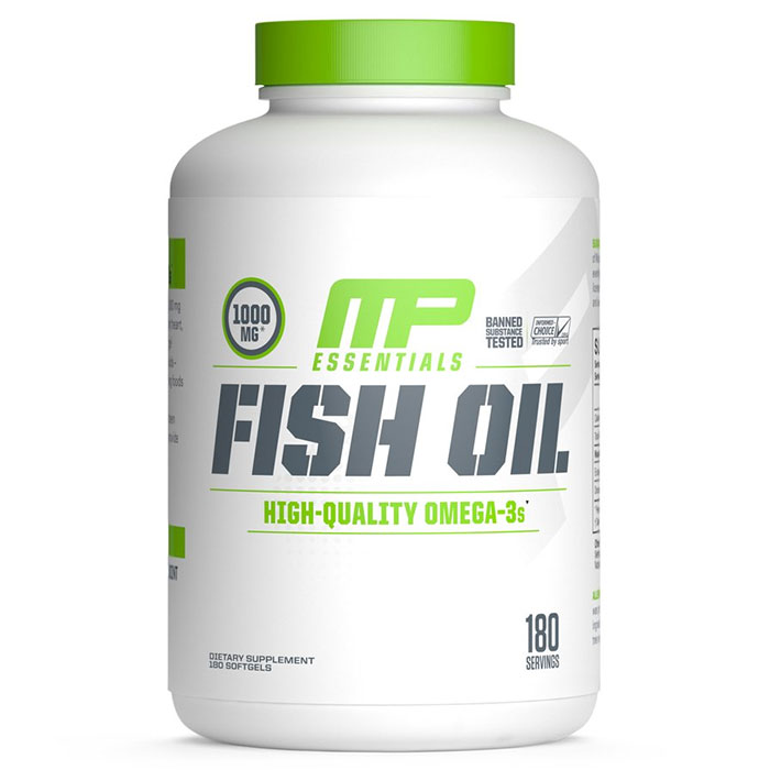 Musclepharm Fish Oil 90 Caps