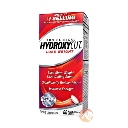 Hydroxycut Clinical Twin Pack 120 Capsules
