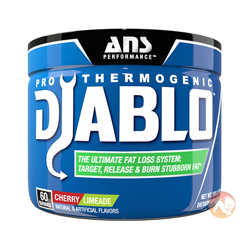 Image of ANS Performance Diablo 60 Servings Cherry Limeade