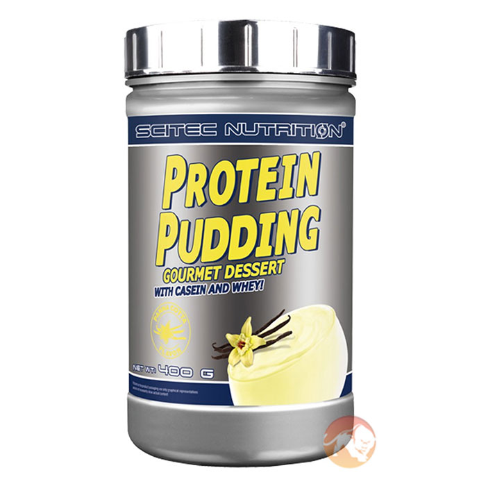 Protein Pudding 400g Double Chocolate