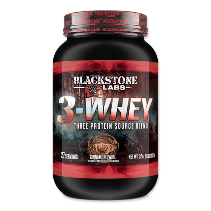 3-Whey Orange Creamsicle 907g
