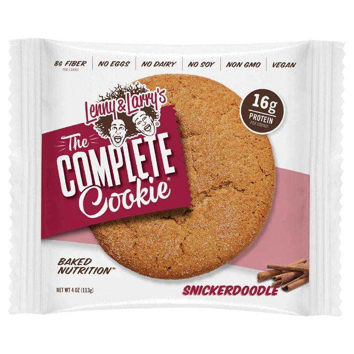 Complete Cookie 1 Pack Snickerdoodle