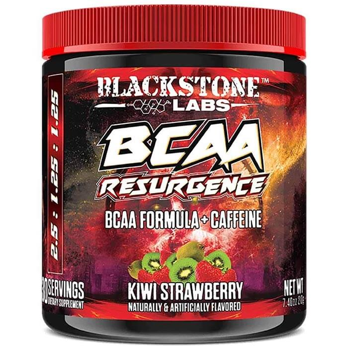 Image of Blackstone Labs BCAA Resurgence + Caffeine 30 Servings Cucumber Lime