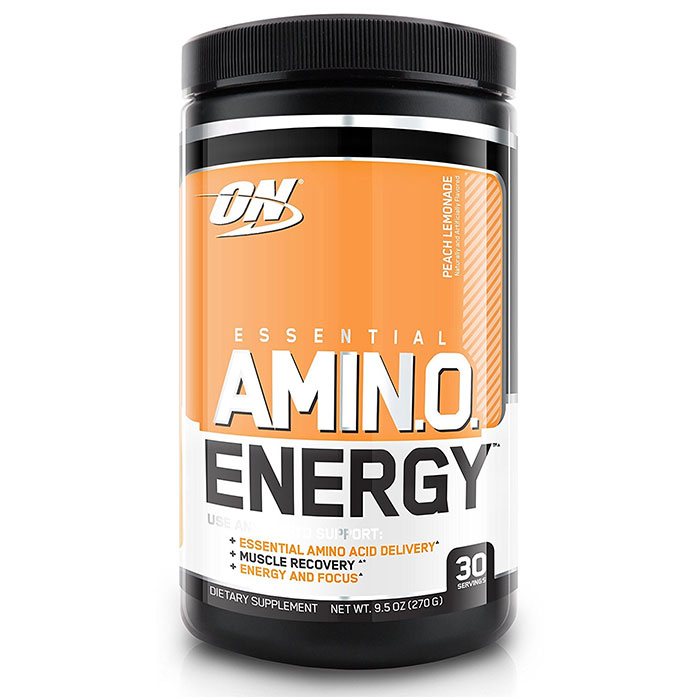 Amino Energy Exclusive Flavours 30 Servings Peach Lemonade