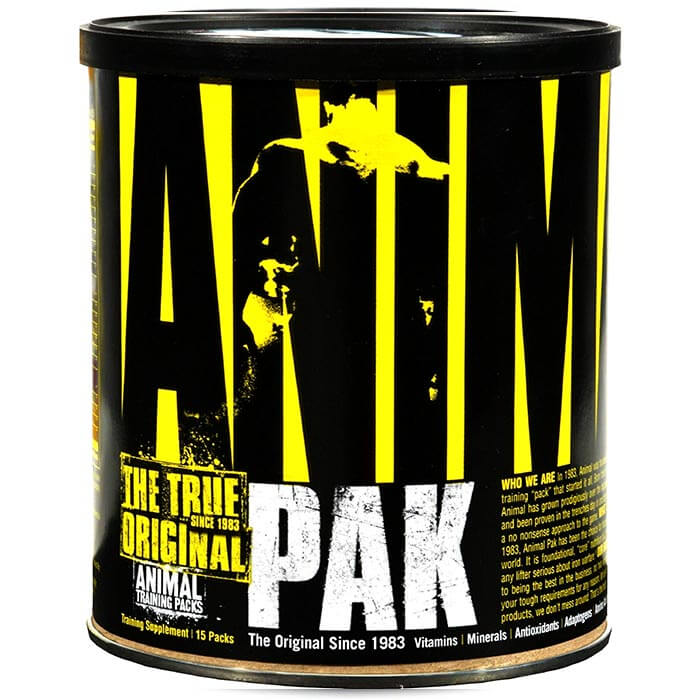 Image of Universal Nutrition Animal Pak 15 Paks