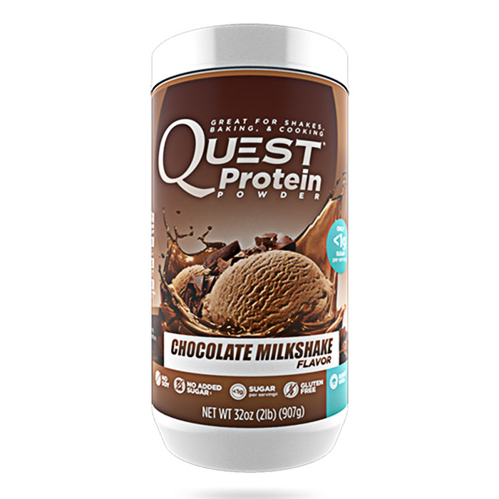 Quest Protein Powder 907g Chocolate Milkshake