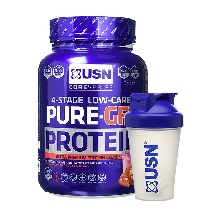 Pure Protein GF-1 1kg Chocolate