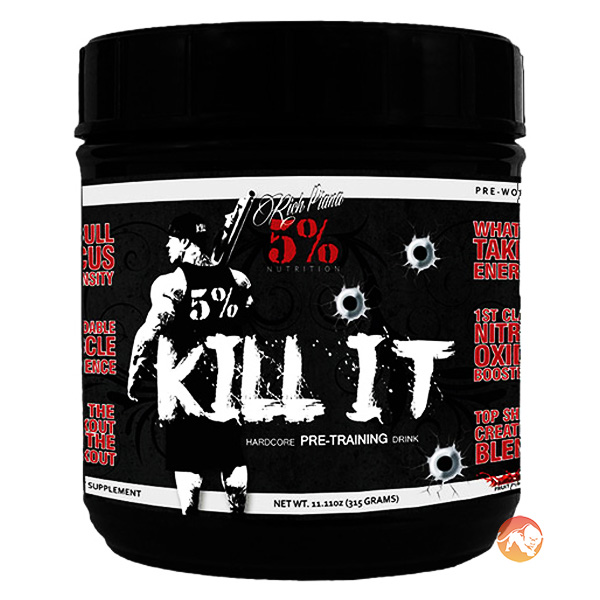 Image of 5% Rich Piana Kill It 30 Servings Bubble Gum