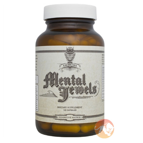 Mental Jewels 120 Capsules