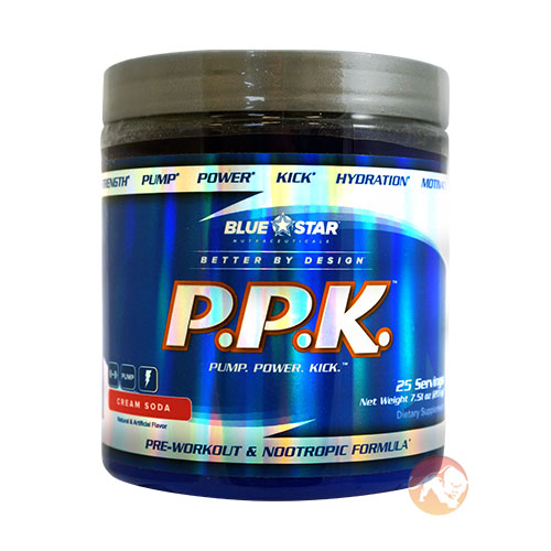 P.P.K 25 Servings - Pink Lemonade