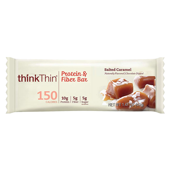 Protein and Fiber Bars 1 Bar Cinnamon Bun White Chocolate