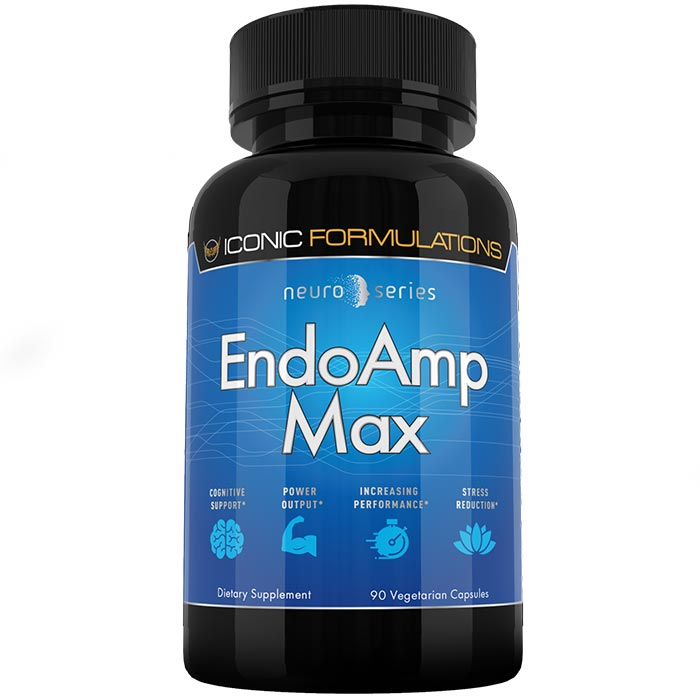 Image of Iconic Formulations EndoAmp Max 90 Capsules