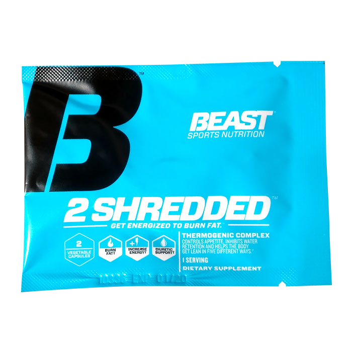 Image of Beast Sports Nutrition Beast 2 Shredded trial serving