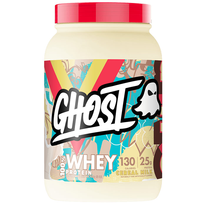 Ghost Whey Protein 924g Cereal Milk
