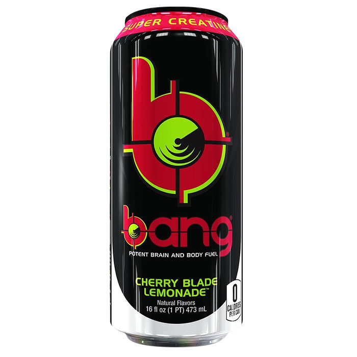 Bang RTD 1 x 473ml Cherry Limeade